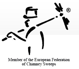 memebr of European federation of Chimney Sweeps